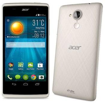 Acer Liquid (Z500), Silver