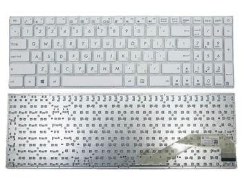"Keyboard Asus Vivobook X540 X540S X540SA X540SC R540 R540L R540LA R540LJ R540S R540SA R540SC w/o frame ""ENTER""-small ENG/RU White"