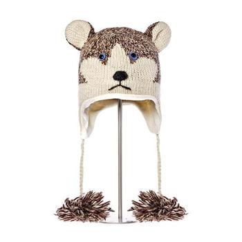 купить Шапка детская Knitwits Happy The Husky Pilot Hat, AK1409 в Кишинёве