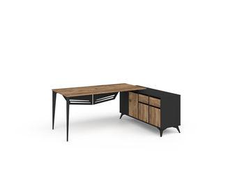купить RİTİM 2 LEGS TABLE (WITH PANEL) RTM0116E +STANDART WORK CABIN в Кишинёве
