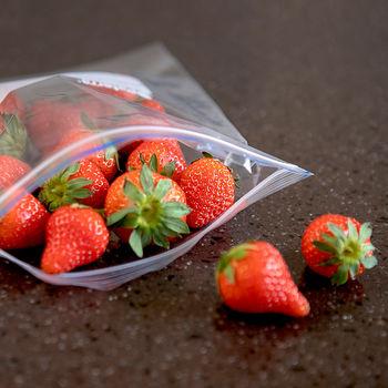 купить Paterra Пакеты с замком ZIP-LOCK, для замораживания и хранения продуктов  18 х 20 см. 25 шт. в Кишинёве