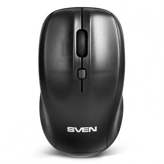 Mouse SVEN RX-305 Wireless, Optical Mouse, 2.4GHz, Black