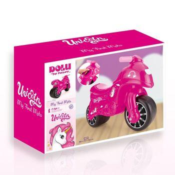 Мотоцикл без педалей Unicorn, код 42416