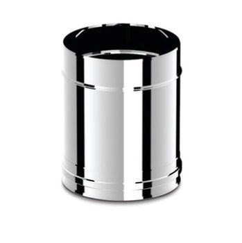 Ø150 Труба дымоходная 250 mm (inox 304)