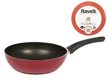 Сковорода глубокая Ravelli N10 24cm