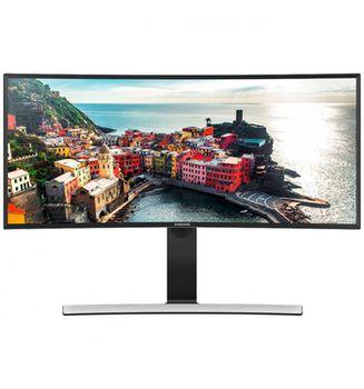 "купить ""34.0"""" SAMSUNG """"S34E790C"""", G-Black (PLS-Curved, 3440x1440, 5ms, 320cd, LED40M:1, DP+HDMI, Spk, HAS) ( 34""""Ultra-wide (21:9), VA-Curved LED, 3440x1440 UWQHD, 0.232mm, 4ms GTG, 300 cd/m², Mega-DCR, 16.7 million colors, 178°/178° @C/R>10, DisplayPort + HDMI x2, HDMI-Audio-In, Headphone-Out, Built-in speakers 7Wx2, USB 3.0 x4-Hub, External Power Adaptor, HAS 100mm, Tilt -7/+20°, Swivel +/-170°, VESA Mount 100x100 : MultiView PIP/PBP mode,  Black High Glossy)"" в Кишинёве"