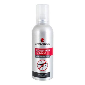 купить Репеллент от комаров Lifesystems Max Mosquito Repellent 100 ml, 33010 в Кишинёве