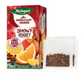 Чай фруктовый Tea Garden Winter Secret, 20 шт