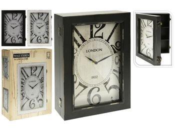 """Часы настенные прямоугольные 20Х30cm """"Antique"""""""