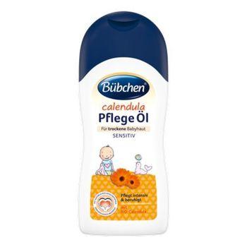купить Bubchen масло для тела с экстрактом календулы, 200мл в Кишинёве