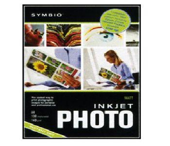 Paper Symbio Inkjet  gloss 180g/m2, A4, 25f