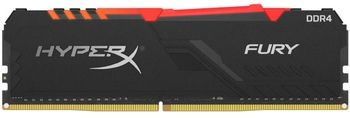 16GB DDR4-3000  Kingston HyperX® Predator DDR4 RGB, PC24000, CL15, 1.35V, Asymmetric BLACK low-profile heat spreader, Dynamic RGB effects featuring HyperX Infrared Sync technology, Intel XMP Ready (Extreme Memory Profiles)