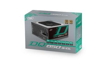 Power Supply ATX 850W Deepcool DQ850-M-V2, 80+ Gold