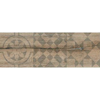 Azulejos Benadresa Напольная плитка Kivu Roble 17.5x50см