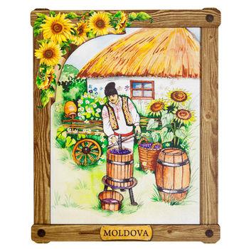 купить Картина - Молдова этно 28 в Кишинёве