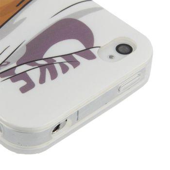"""Чехол """"Пресс"""" для iPhone 4 / 4S  63443"""