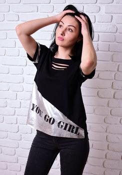 купить Женская футболка Simona ID 4062 в Кишинёве
