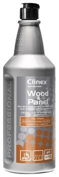 Clinex Wood&Panel 1л  д/водонепроницаемых полов