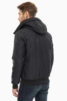 Куртка Tom Tailor Чёрный tom tailor 1011869