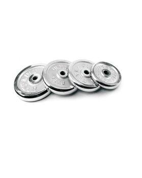 купить Блины (диски) хромированные d-30мм 2,5 кг 802425 в Кишинёве