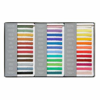 Набор профессиональной пастели Carres Hard Cretacolor 36 цв.