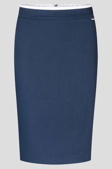 Юбка ORSAY Темно синий 790140