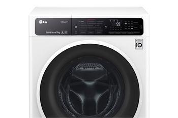 cumpără Mașină de spălat cu încărcare frontală LG F4J6VS0W în Chișinău