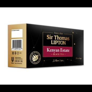 cumpără Ceai negru Sir Thomas Lipton Kenyan Estate, 25 pliculeţe în Chișinău