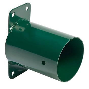 Уголок - упор для круглой балки Ø100 мм