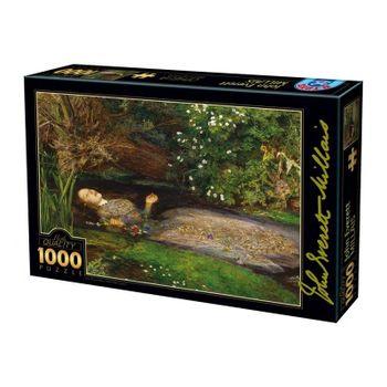 Пазл 1000 John Everett Millais, код 41347