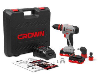 Crown CT21081HQ-2 BMC (12V, 2.0 Аh)
