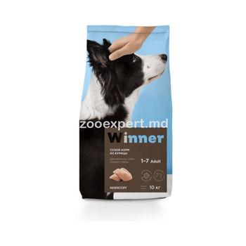 Мираторг Winner  для взрослых собак средних пород 1 kg ( развес )
