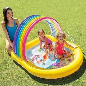 купить Intex Детский надувной бассейн,147x130x86 см в Кишинёве