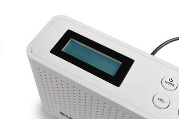 купить Radio DAB+/FM Opticum TON3 WHITE в Кишинёве