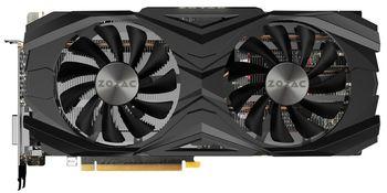 ZOTAC GeForce GTX 1080 Ti AMP! Edition 11GB DDR5X, 352bit, 1683/11000Mhz, Dual Fan IceStorm, HDCP, DVI, HDMI, 3xDisplayPort, Premium Pack
