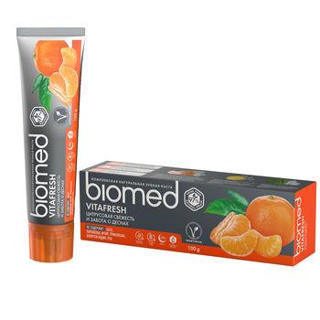 cumpără Biomed Pastă de dinți Vitafresh 100g în Chișinău