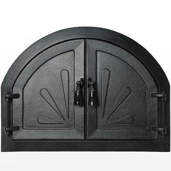 Дверца чугунная глухая Weekend - Barbecue