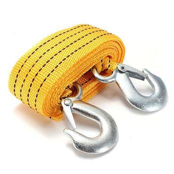 купить Ремень буксировочный с крючками 2000 kg 6 m в Кишинёве