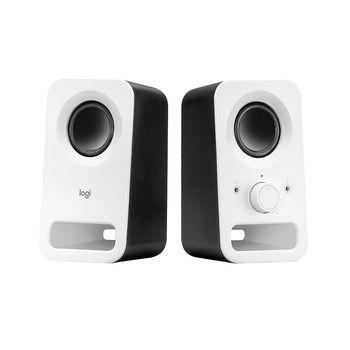 Boxe Logitech Speakers Z150 Snow White (RMS 3W, 2x1.5W satel.) (boxe sistem acustic/колонки акустическая сиситема)