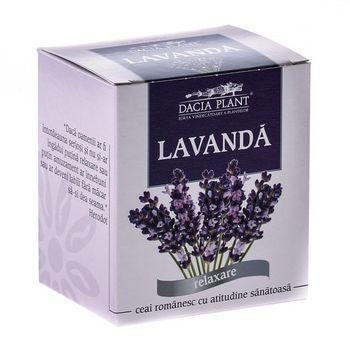cumpără Ceai Dacia Plant Lavanda 50g în Chișinău