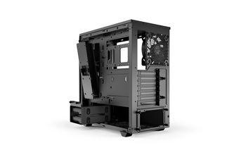 Case ATX be quiet! Pure Base 500, w/o PSU, 2x140mm, 2xUSB 3.2, Window, PSU shroud, Black