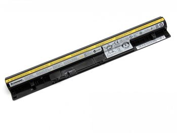 Battery Lenovo IdeaPad S300 S310 S400 S410 L12S4Z01 14.8V 2200mAh Black