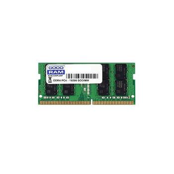4GB SODIMM DDR4-2400  GOODRAM GR2400S464L17S/4G, PC19200, CL17, 512x8, 1.2V (memorie/память)