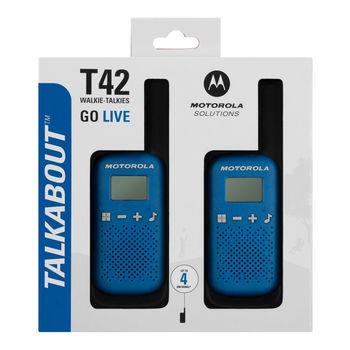 cumpără Statia radio Motorola Talkabout T42 Twin Pack, B4P00811 în Chișinău