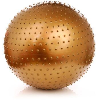 купить Мяч массажный d=65 см с насосом Meteor 31104 (365) в Кишинёве