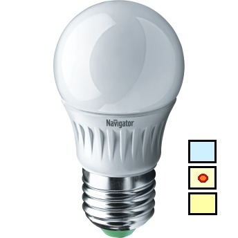 купить (B) LED (7Wt) NLL-G45-7-230-4K-E27 (Professional) в Кишинёве