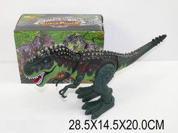 Динозавр музыкальный