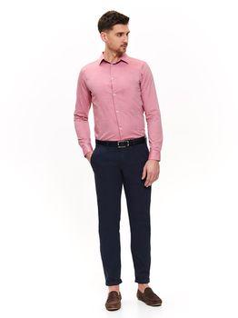 Рубашка TOP SECRET Розовый skl2840