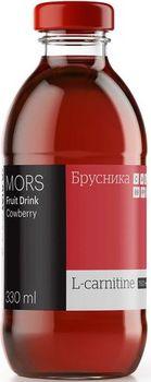 cumpără Mors + L-carnitine Cowberry 330ml în Chișinău