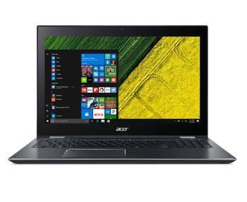 "ACER Spin 5 Obsidian Black (NX.GR7EU.007) 2-in-1 Tablet PC 360°, 13.3"" TOUCH FullHD (Intel® Quad Core™ i5-8250U 1.60-3.40GHz (Kaby Lake R), 8Gb DDR4 RAM, 256Gb SSD, Intel® HD Graphics 620, WiFi-AC/BT4.0, 4cell, HD webcam, RUS, W10HE64, 1.6kg,19.8 mm)"